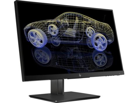 """HP 23.8"""" Z24nf G2 (1JS07A4) IPS Black - купить в интернет-магазине Анклав"""