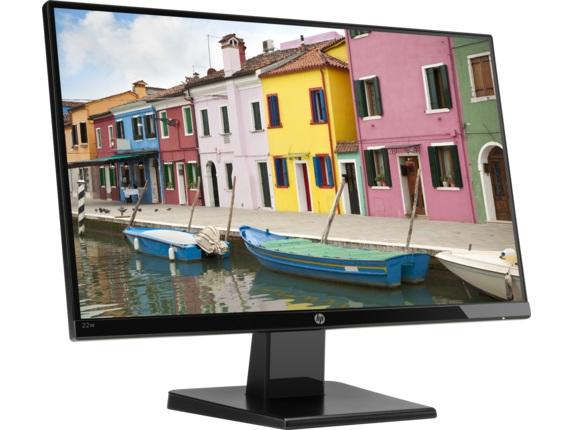 """HP 21.5"""" 22w (1CA83AA) IPS Black - купить в интернет-магазине Анклав"""
