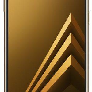 Samsung Galaxy A8 2018 SM-A530F Dual Sim Gold (SM-A530FZDDSEK) - купить в интернет-магазине Анклав