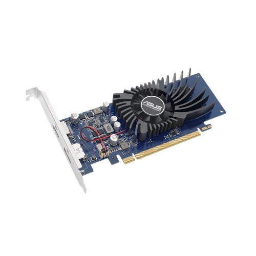 Відеокарта GF GT 1030 2GB GDDR5 Asus (GT1030-2G-BRK) - купить в интернет-магазине Анклав