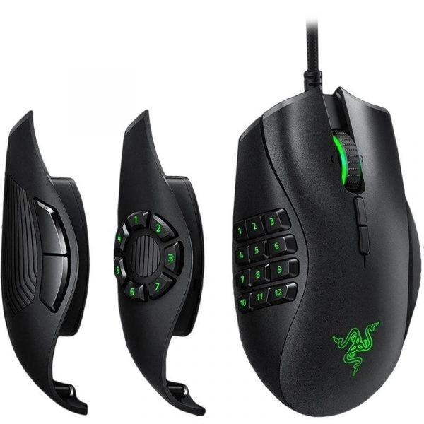 Мишка Razer Naga Trinity Expert MMO Black (RZ01-02410100-R3M1) USB - купить в интернет-магазине Анклав