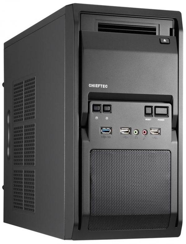 Корпус Chieftec Libra LT-01B-400S8 400W 1xUSB3.0 Black - купить в интернет-магазине Анклав