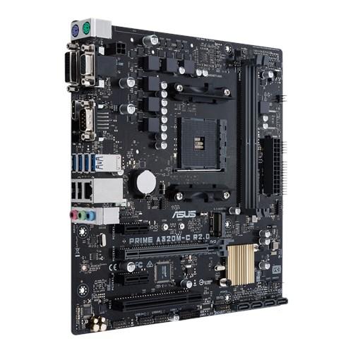 Материнська плата Asus Prime A320M-C R2.0 Socket AM4 - купить в интернет-магазине Анклав