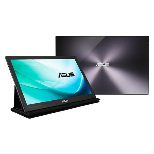 """ASUS 15.6"""" MB169C+ IPS Silver/Black - купить в интернет-магазине Анклав"""