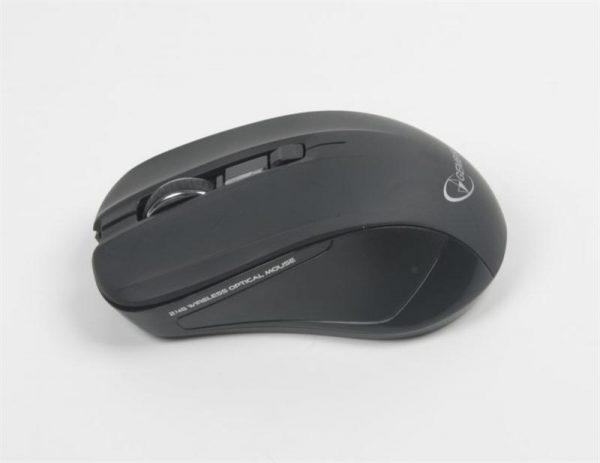 Мышь беспроводная Gembird MUSW-201 Black USB - купить в интернет-магазине Анклав