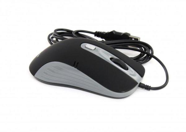 Мишка ProLogix PSM-200BG Black/Grey USB - купить в интернет-магазине Анклав