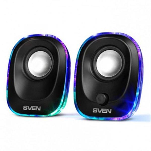 Акустична система Sven 330 Black - купить в интернет-магазине Анклав