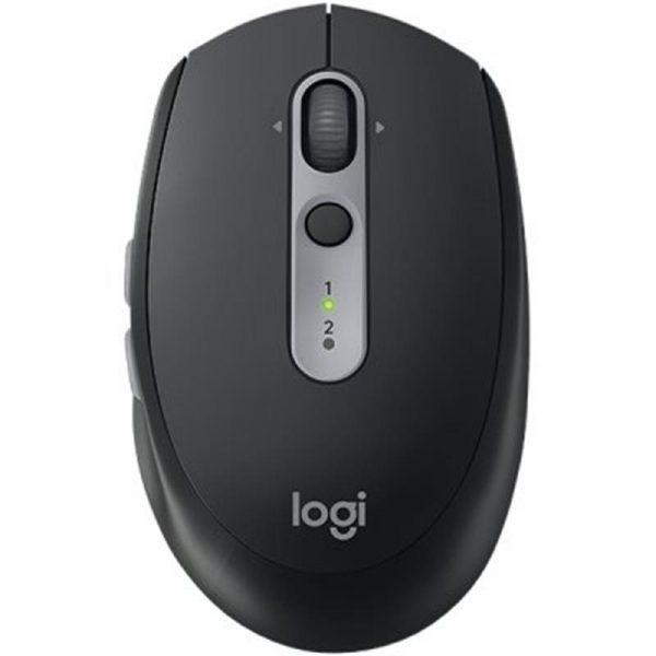 Мишка Bluetooth+Wireless Logitech M590 Silent (910-005197) Graphite - купить в интернет-магазине Анклав