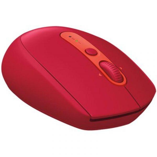 Мишка Bluetooth+Wireless Logitech M590 Silent (910-005199) Ruby - купить в интернет-магазине Анклав