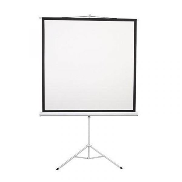 """Экран на треноге 2E 100"""" (180x180, 1:1) (0011100T) - купить в интернет-магазине Анклав"""