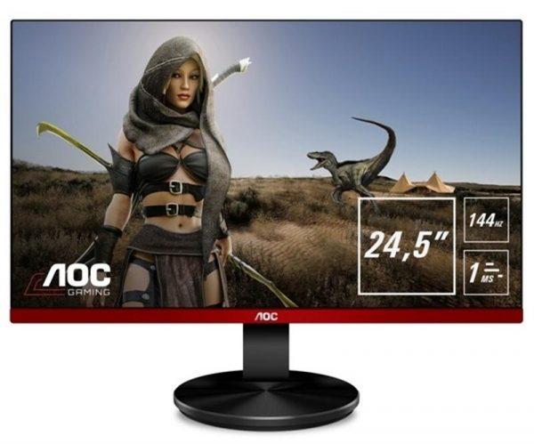 """AOC 24.5"""" G2590Vxq Black - купить в интернет-магазине Анклав"""