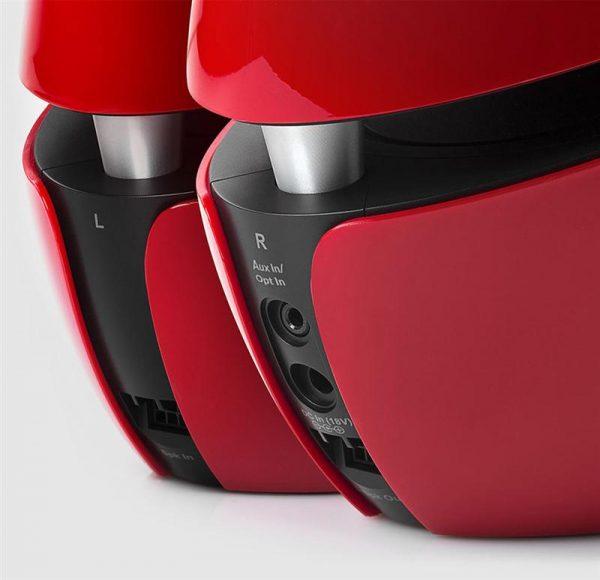 Акустическая система Edifier E25 Luna Eclipse HD Bluetooth Red - купить в интернет-магазине Анклав