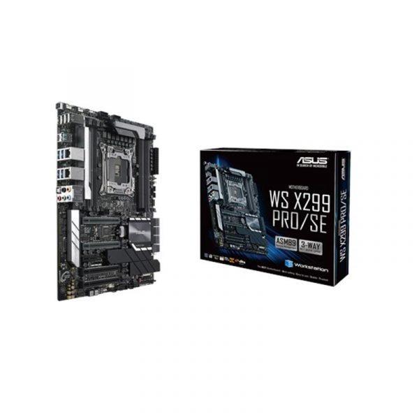 Asus WS X299 PRO/SE Socket 2066 - купить в интернет-магазине Анклав