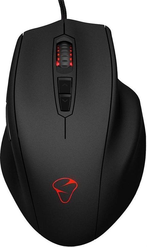 Мишка Mionix Naos-3200 Black (MNX-Naos-3200) USB - купить в интернет-магазине Анклав