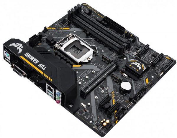 Материнська плата Asus TUF B360M-Plus Gaming Socket 1151 - купить в интернет-магазине Анклав