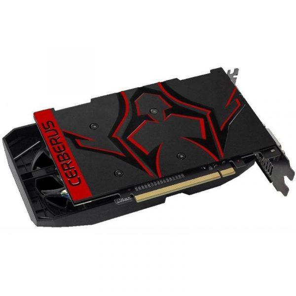 GF GTX 1050 Ti 4GB GDDR5 Cerberus OC Asus (CERBERUS-GTX1050TI-O4G) - купить в интернет-магазине Анклав