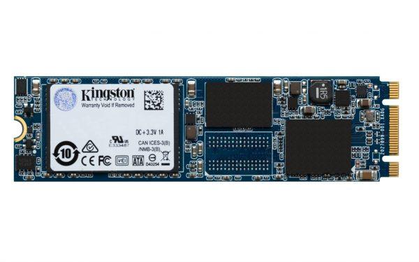 Накопитель SSD  120GB M.2 SATA Kingston UV500 M.2 2280 SATAIII 3D TLC (SUV500M8/120G) - купить в интернет-магазине Анклав