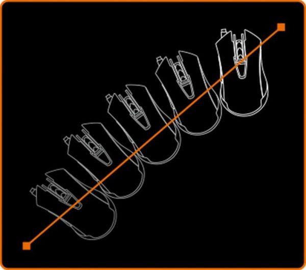 Игровая поверхность Cougar Speed 2 L Black - купить в интернет-магазине Анклав