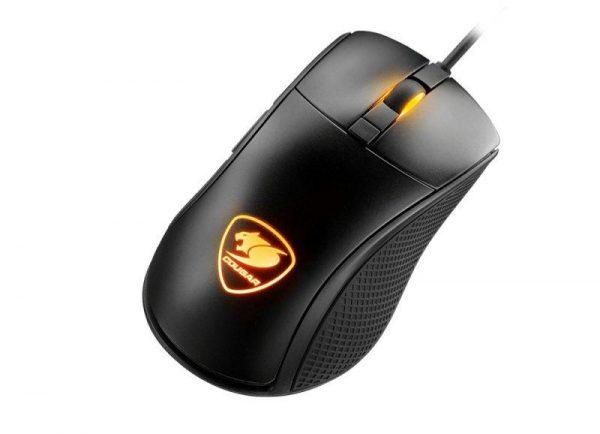 Мышь Cougar Surpassion Black USB - купить в интернет-магазине Анклав