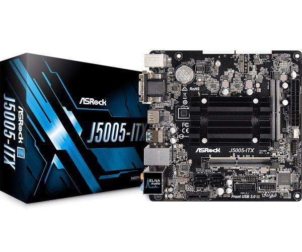 ASRock J5005-ITX Mini ITX - купить в интернет-магазине Анклав
