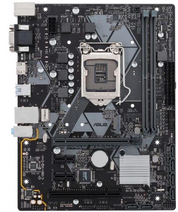 Asus Prime B360M-D Socket 1151 - купить в интернет-магазине Анклав