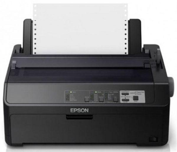 Принтер Epson FX-890II (C11CF37401) - купить в интернет-магазине Анклав
