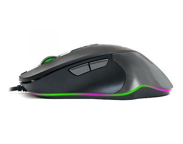 Мишка REAL-EL RM-780 Gaming Black USB - купить в интернет-магазине Анклав