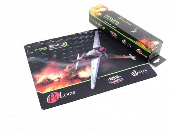Игровая поверхность ProLogix GMP-Speed 400 War Thunder - купить в интернет-магазине Анклав