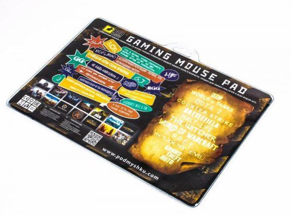 Ігрова поверхня Podmyshku Game Doom-М - купить в интернет-магазине Анклав