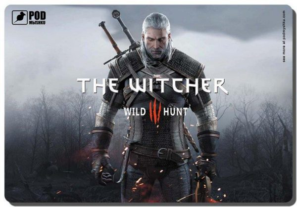 Ігрова поверхня Podmyshku Game The Witcher-М - купить в интернет-магазине Анклав