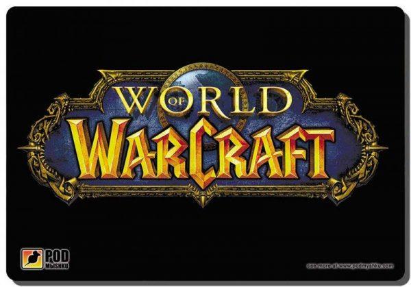 Ігрова поверхня Podmyshku Game World of Warcraft-М - купить в интернет-магазине Анклав