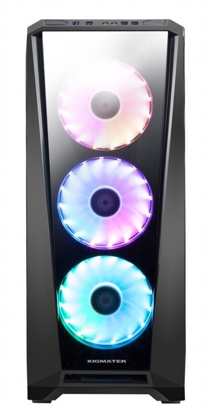 Корпус Xigmatek Mystic 9 Black (EN40735) - купить в интернет-магазине Анклав
