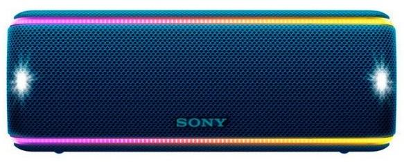 Акустическая система Sony SRS-XB31 Blue (SRSXB31L.RU2) - купить в интернет-магазине Анклав