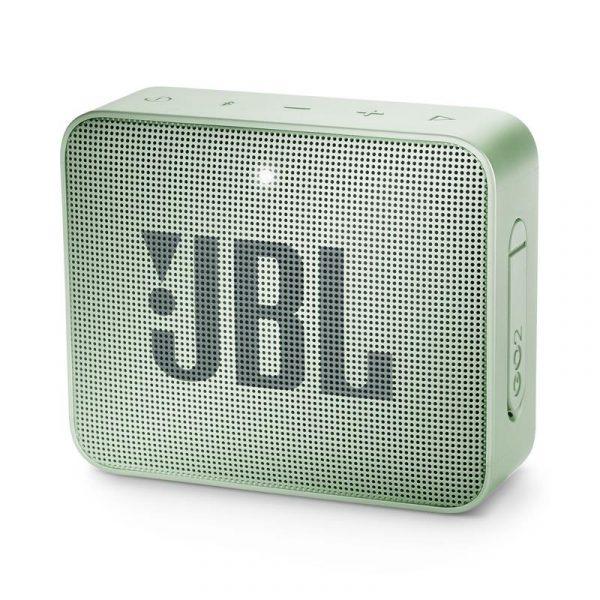 Акустическая система JBL GO 2 Seafoam Mint (JBLGO2MINT) - купить в интернет-магазине Анклав