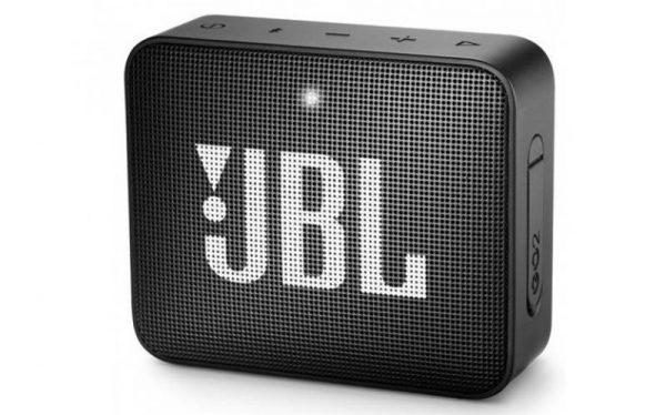 Акустическая система JBL GO 2 Midnight Black (JBLGO2BLK) - купить в интернет-магазине Анклав