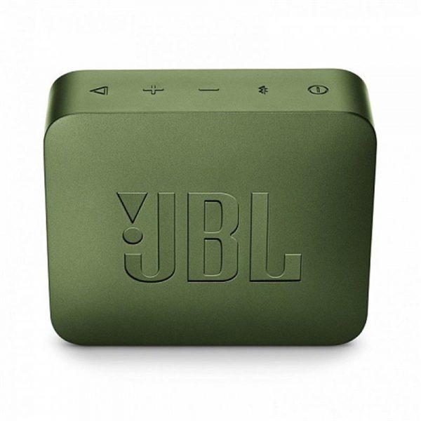 Акустическая система JBL GO 2 Moss Green (JBLGO2GRN) - купить в интернет-магазине Анклав