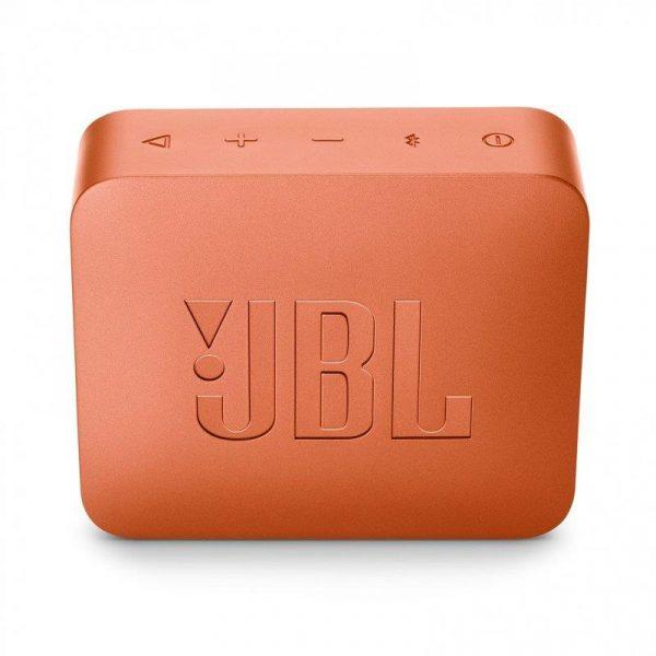 Акустическая система JBL GO 2 Coral Orange (JBLGO2ORG) - купить в интернет-магазине Анклав