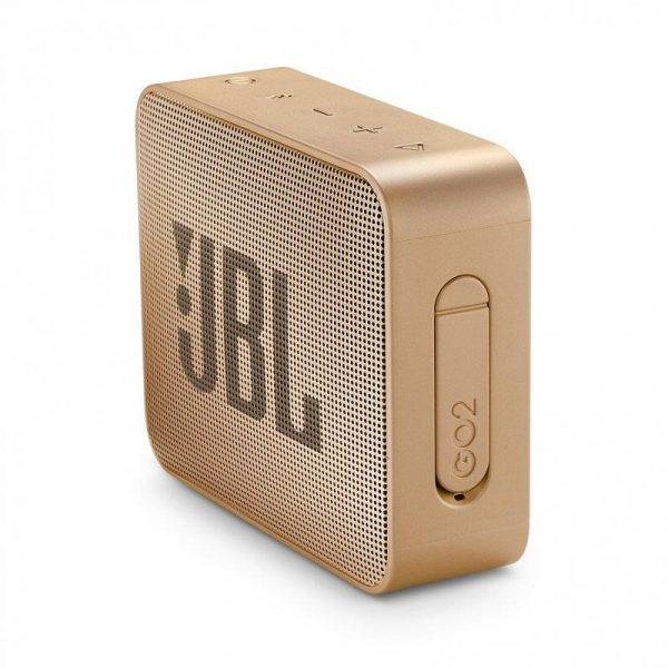 Акустическая система JBL GO 2 Pearl Champagne (JBLGO2CHAMPAGNE) - купить в интернет-магазине Анклав
