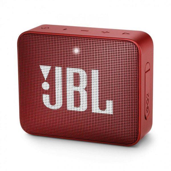 Акустическая система JBL GO 2 Ruby Red (JBLGO2RED) - купить в интернет-магазине Анклав