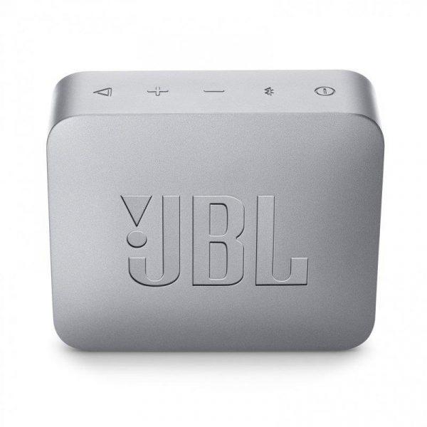 Акустическая система JBL GO 2 Ash Gray (JBLGO2GRY) - купить в интернет-магазине Анклав