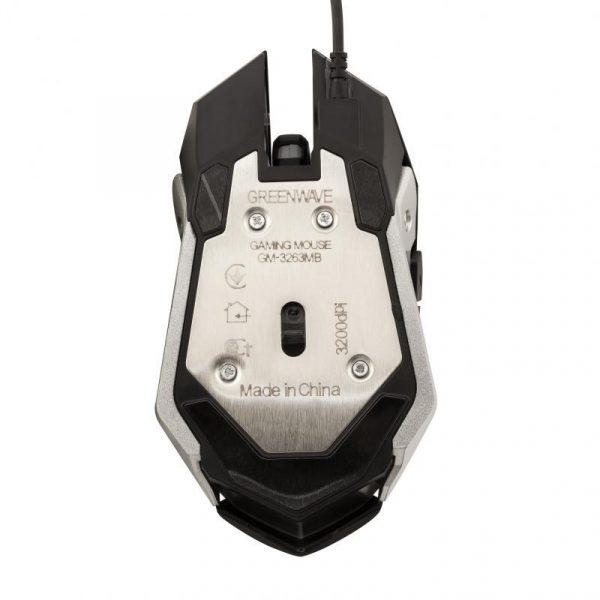 Мышь Greenwave GM-3263MB (R0015166) Black USB - купить в интернет-магазине Анклав