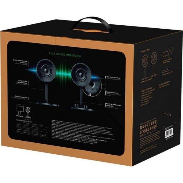 Акустическая система Razer Nommo 2.0 Black (RZ05-02450100-R3G1) - купить в интернет-магазине Анклав