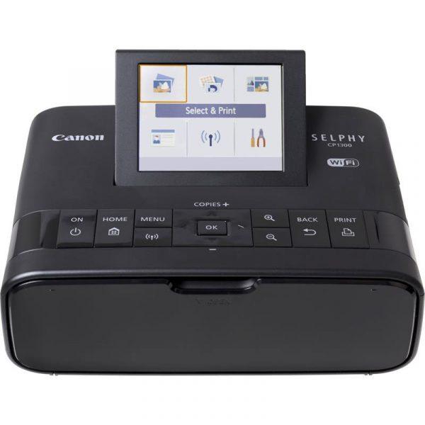 Принтер Canon Selphy CP1300 Black (2234C011) - купить в интернет-магазине Анклав