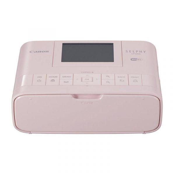 Принтер Canon Selphy CP1300 Pink (2236C011) - купить в интернет-магазине Анклав