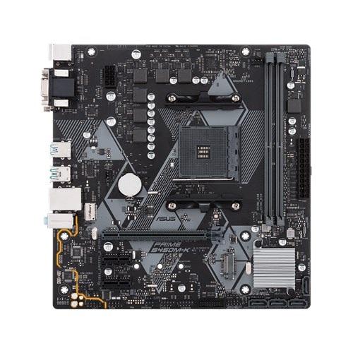 Asus Prime B450M-K Socket AM4 - купить в интернет-магазине Анклав