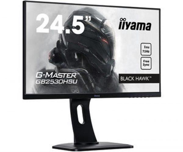 "Iiyama 24.5"" GB2530HSU-B1 Black - купить в интернет-магазине Анклав"