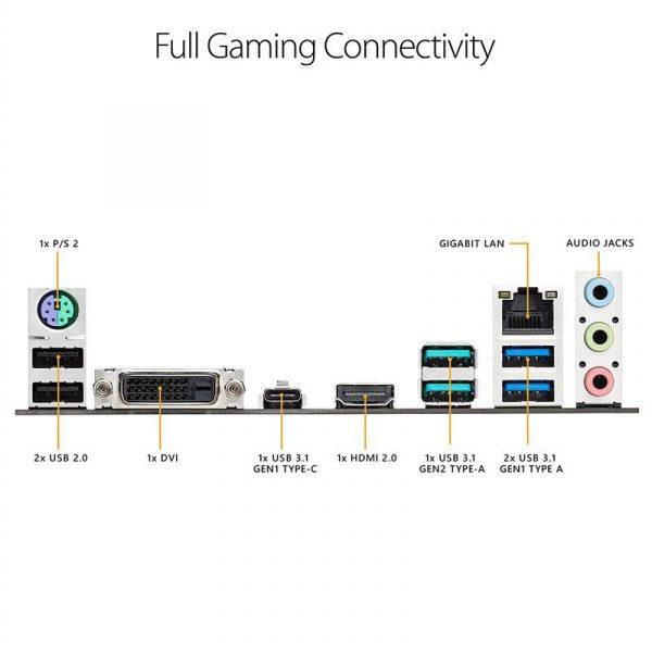 Asus TUF B450-Plus Gaming Socket AM4 - купить в интернет-магазине Анклав
