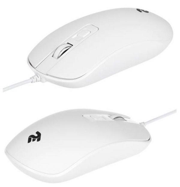 Мышь 2E MF110 White (2E-MF110UW) USB - купить в интернет-магазине Анклав