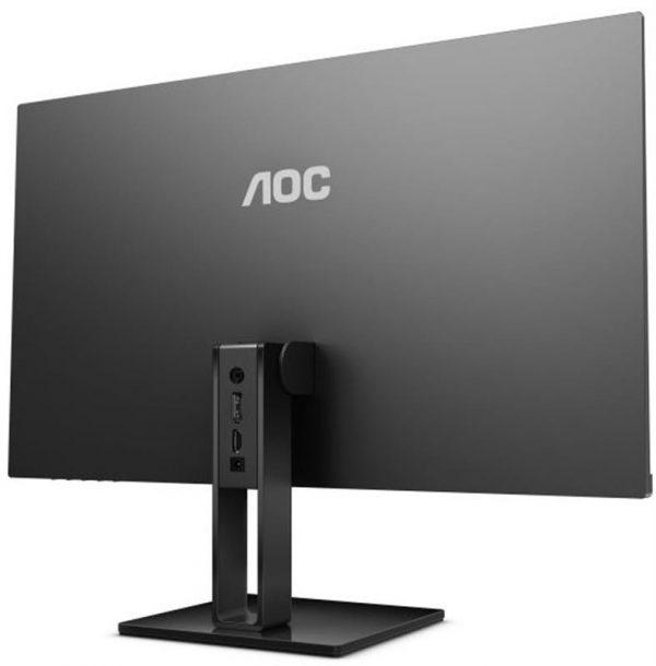 """Монiтор AOC 23.8"""" 24V2Q IPS Black - купить в интернет-магазине Анклав"""