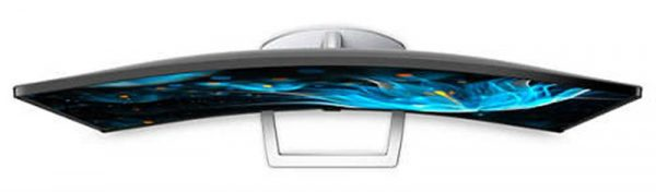 "Philips 31.5"" 328E9FJAB/00 VA Black/Silver Curved - купить в интернет-магазине Анклав"